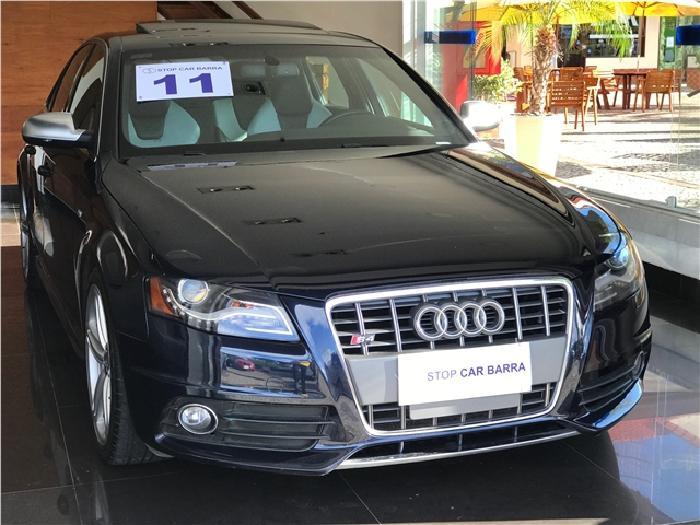 Audi s4 2011 3.0 fsi premium plus sedan v6 gasolina 4p