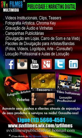 Aulas De Locução / Locução Profissional / Vinhetas