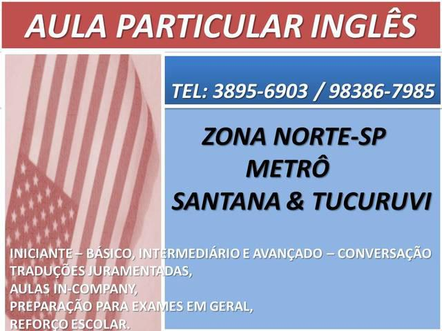 Aulas e curso de ingles escola de idiomas parada inglesa v.