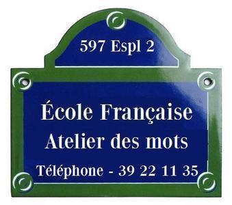 Aulas de francês prof.nativo