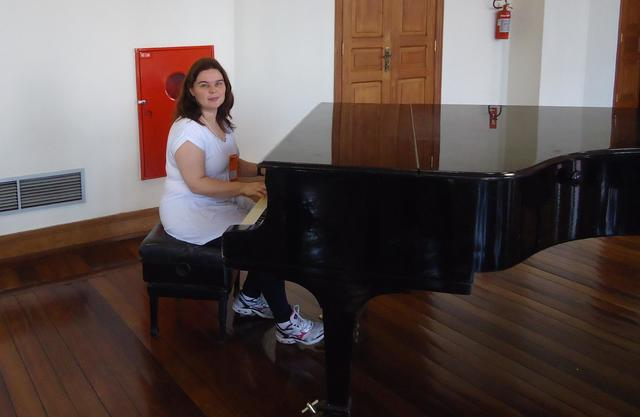 Aulas de piano, teclado e órgão