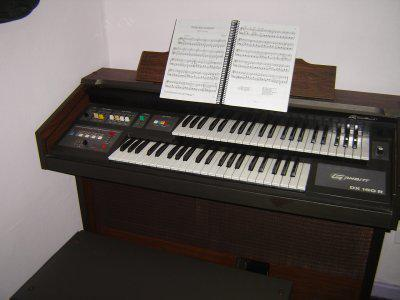 Aulas e curso de órgão eletrônico organistas da