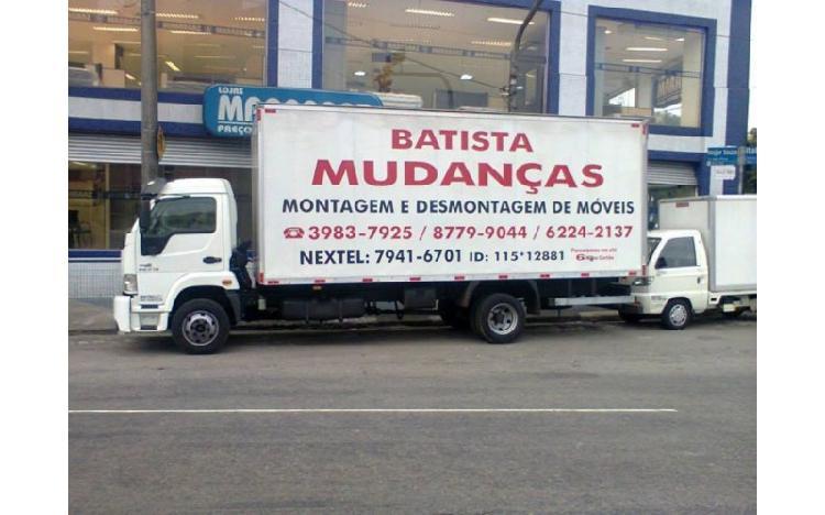Batista mudancas para todo o brasil