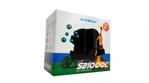 Bomba submersas sarlo better sb 1000c 110v (com nota fiscal)