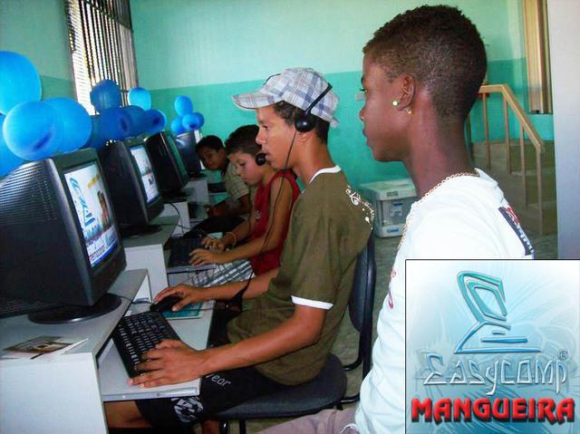 Curso de informática e profissionalizantes
