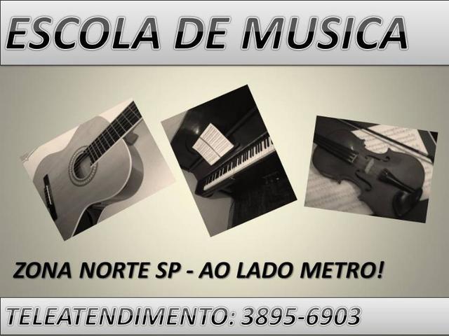 Curso de piano classico popular zona norte santana parada