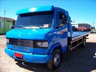 Caminhão mb 710 ano 1998 guincho.