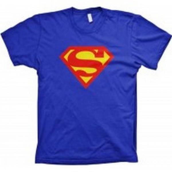 Camiseta personalizada superman
