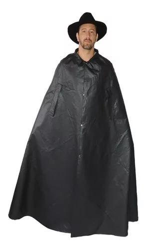 Capa chuva boiadeiro cavaleiro cavalgada tam: gg -