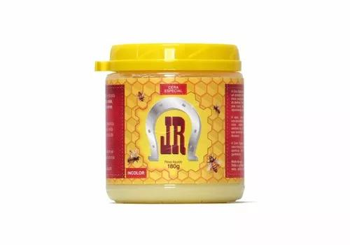 Cera especial hidratante de couro jr - 180g