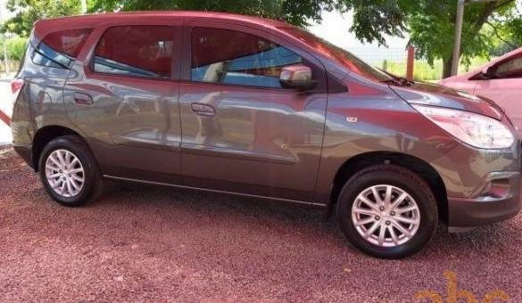Chevrolet - spin