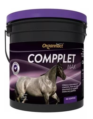 Compplet max organnact - 2 kg