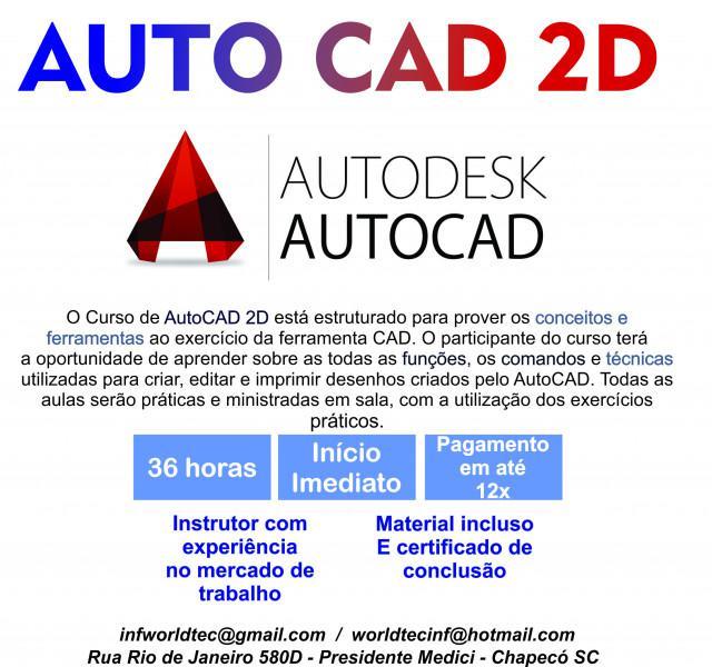 Curso de autocad 2d + plug-in útil2000!!!!