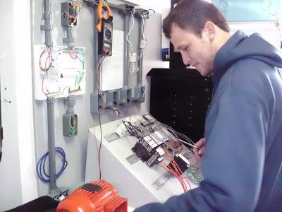 Curso de comandos elétricos e proteção de motores