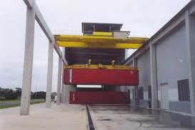 Curso de formaçao e reciclagem de operador de ponte rolante