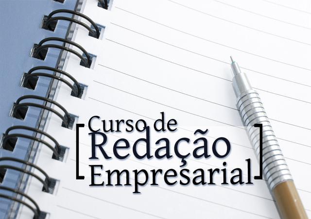 Curso de Redação Empresarial