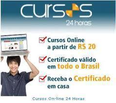 Cursos 24 horas   cursos online com certificados