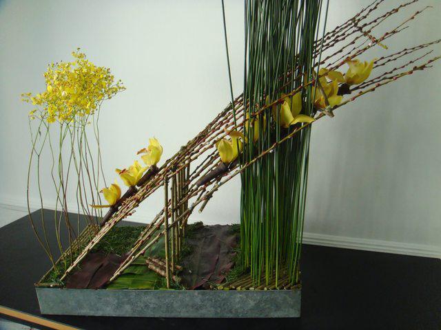 Cursos de arte floral, cursos de decorações, cursos