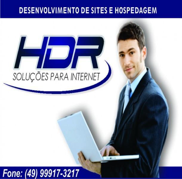 Desenvolvimento de sites – hdr - (49) 99917-3217