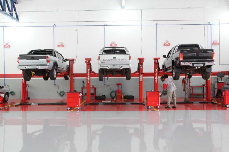 Elevador automotivo, eleva car eleva auto center