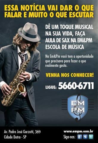 Em&pm escola de música   aulas de saxofone   cidade dutra