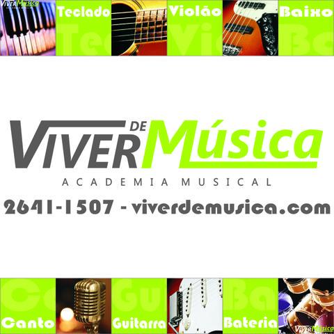 Escola de música na penha – viver de música – academia