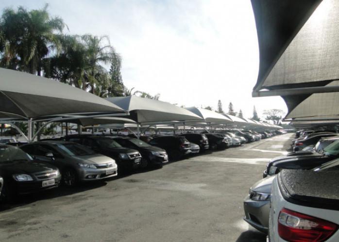 Estacionamento seco 1.000 m² em santana, zona norte - são