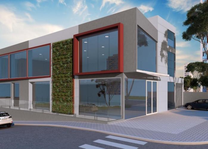 Excelente prédio comercial novo 1.500 m² com elevador no