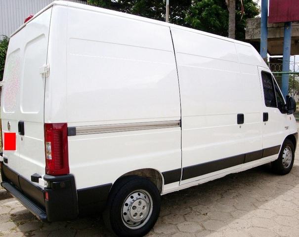 Fiat ducato max longo teto alto refrigerada