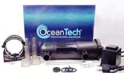 Filtro uv esterilizador 13w ocean tech aquários fontes