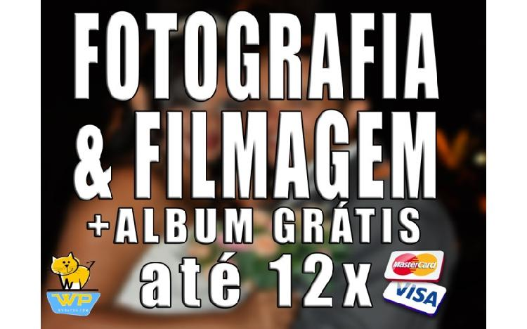 Foto e filmagem album grátis rj