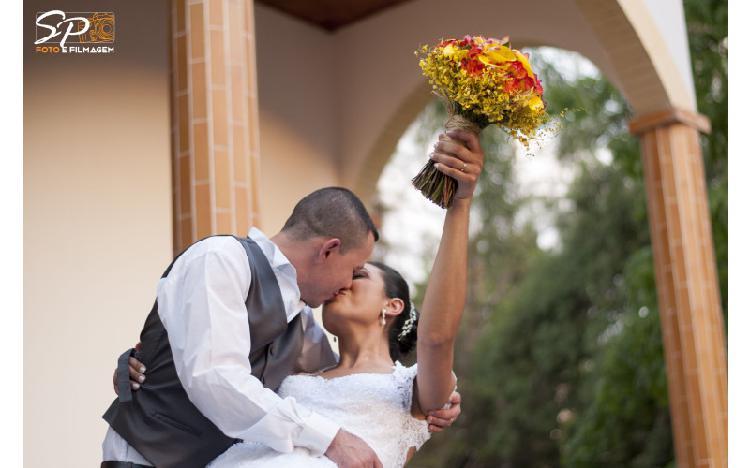Fotografia e vídeo de casamento