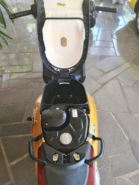 Honda/biz 125 ex - 2011 - dourada