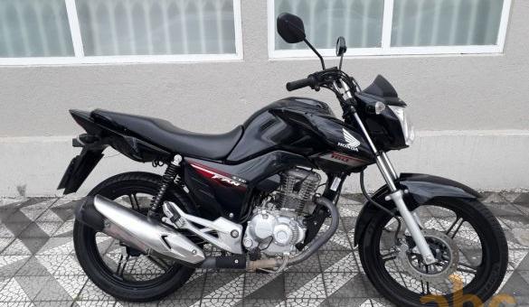 Honda - cg
