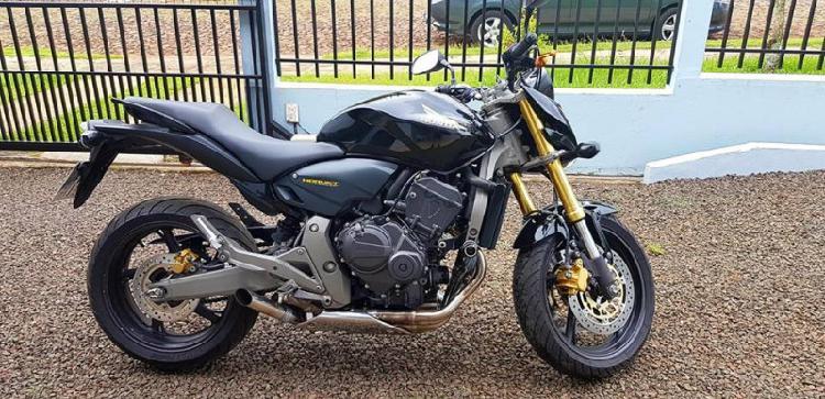 Honda hornet cb 600f 2010 - r$ 24mil - 29mil km