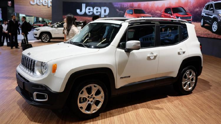 Jeep renegade limit t at