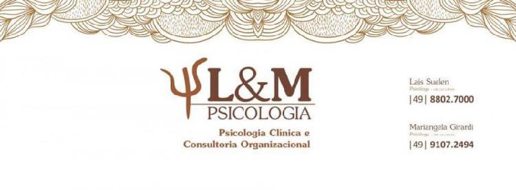 L&m psicologia clínica e consultoria organizacional