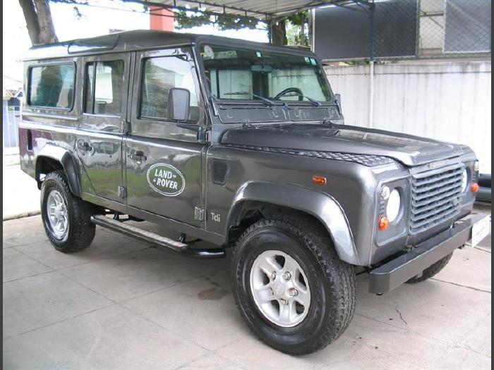 Land rover defender 2003 2.5 csw 110 4x4 turbo diesel 4p