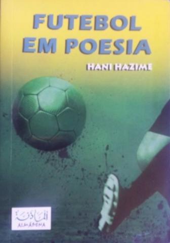 Livro de poesia futebol em poesia