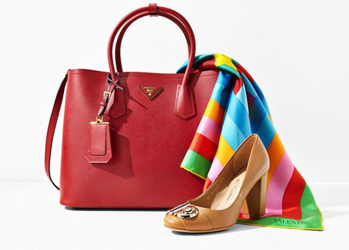Loja de calçados e acessórios femininos / franquia em