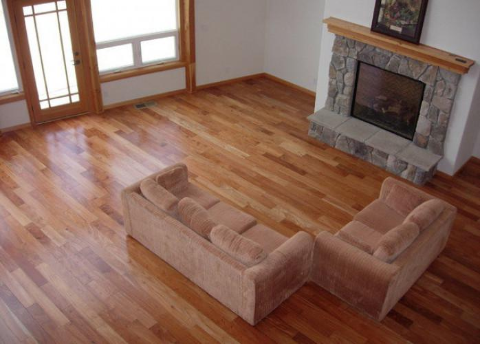 Loja de pisos e revestimento de madeira