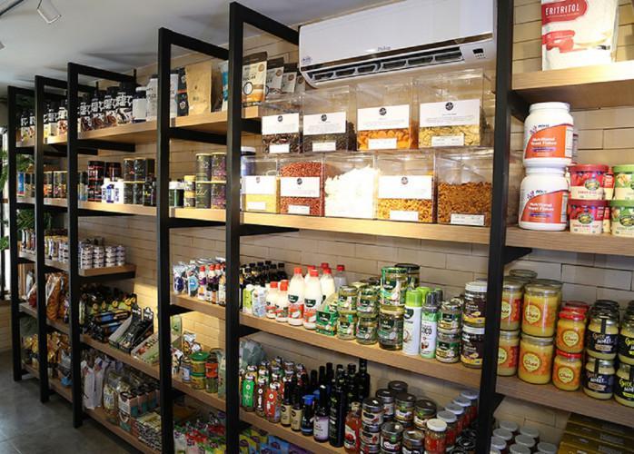 Loja de produtos naturais / franquia em santo andré.