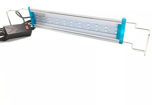 Luminária de led 10w - 40a50cm - 3 cores - bivolt