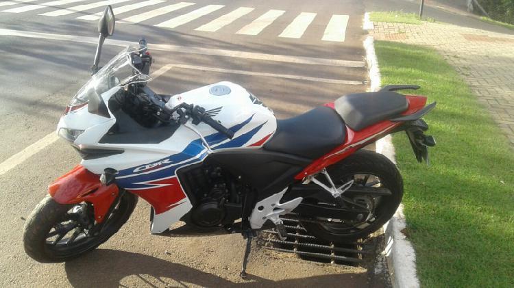 Moto cbr500r
