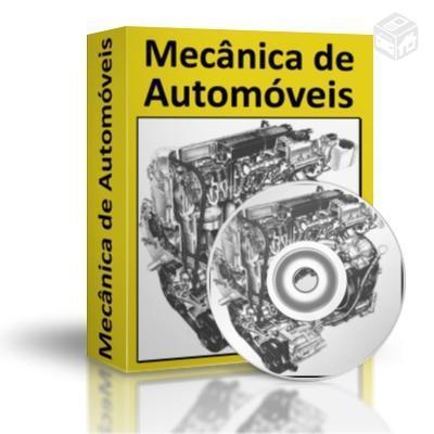Mecânica automotiva e injeção eletrônica curso em mp4