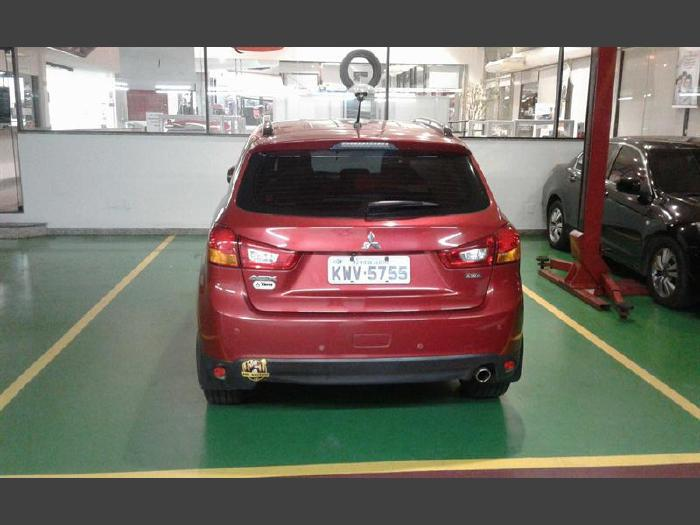 Mitsubishi asx 2013 2.0 4x4 awd 16v gasolina 4p automático