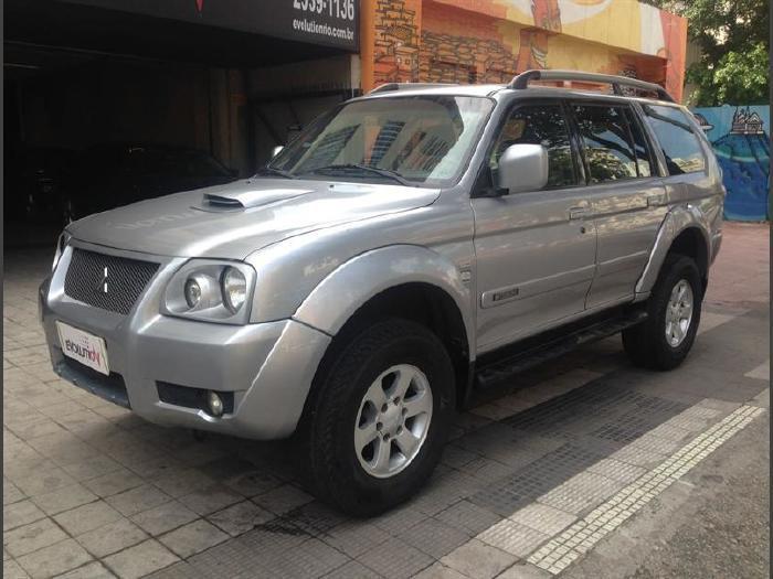 Mitsubishi pajero sport 2009 3.5 hpe 4x4 v6 24v gasolina 4p