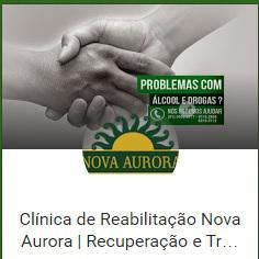 Nova aurora clinica de reabilitação