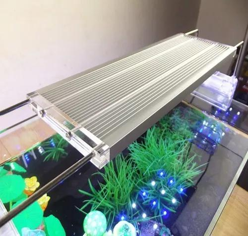 Ocean tech luminaria led 60cm fresh 24w 48 leds bivolt - un
