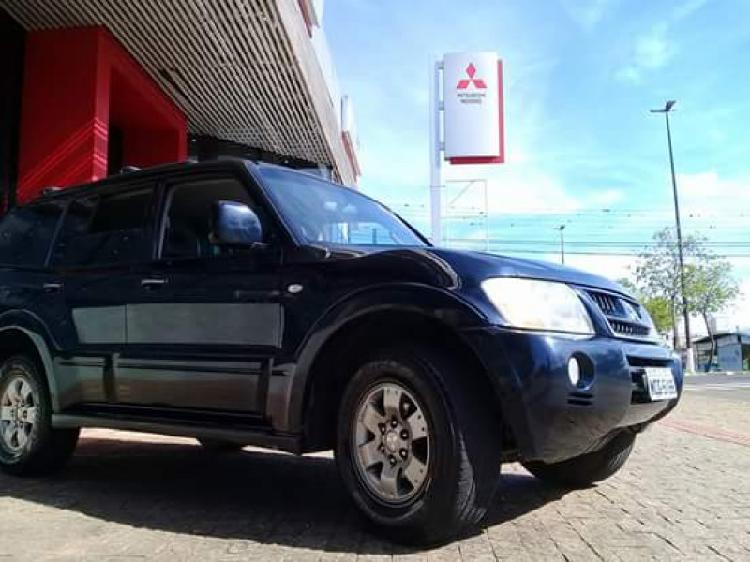 Pajero full 2003 4x4 diesel
